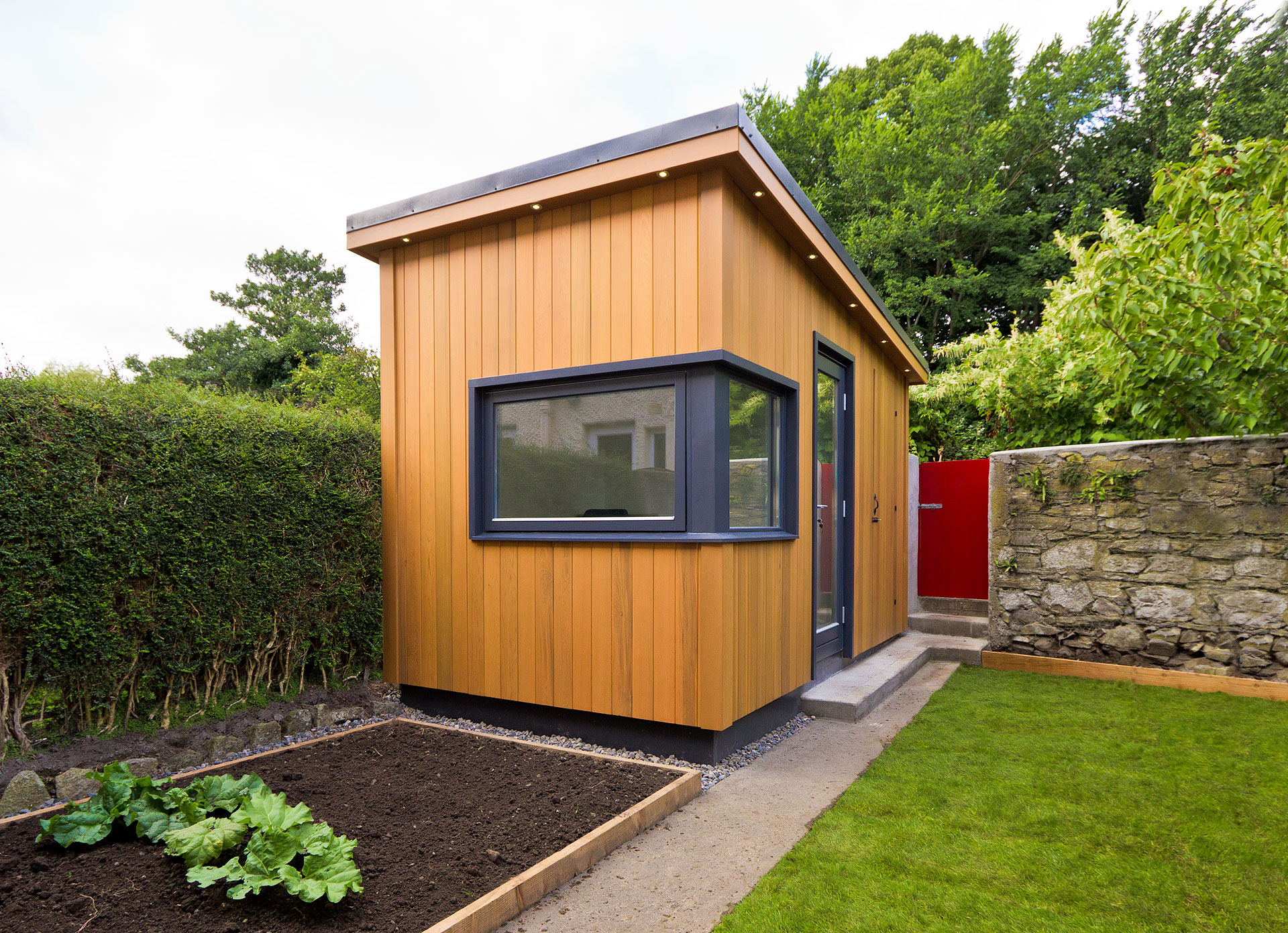 Insulated Garden Office Contemporary Garden Office