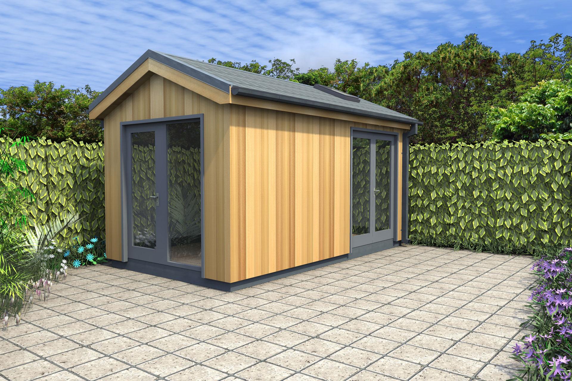 Office Pods Ideas Gallery, Garden Office Ideas Gallery | ECOS Ireland