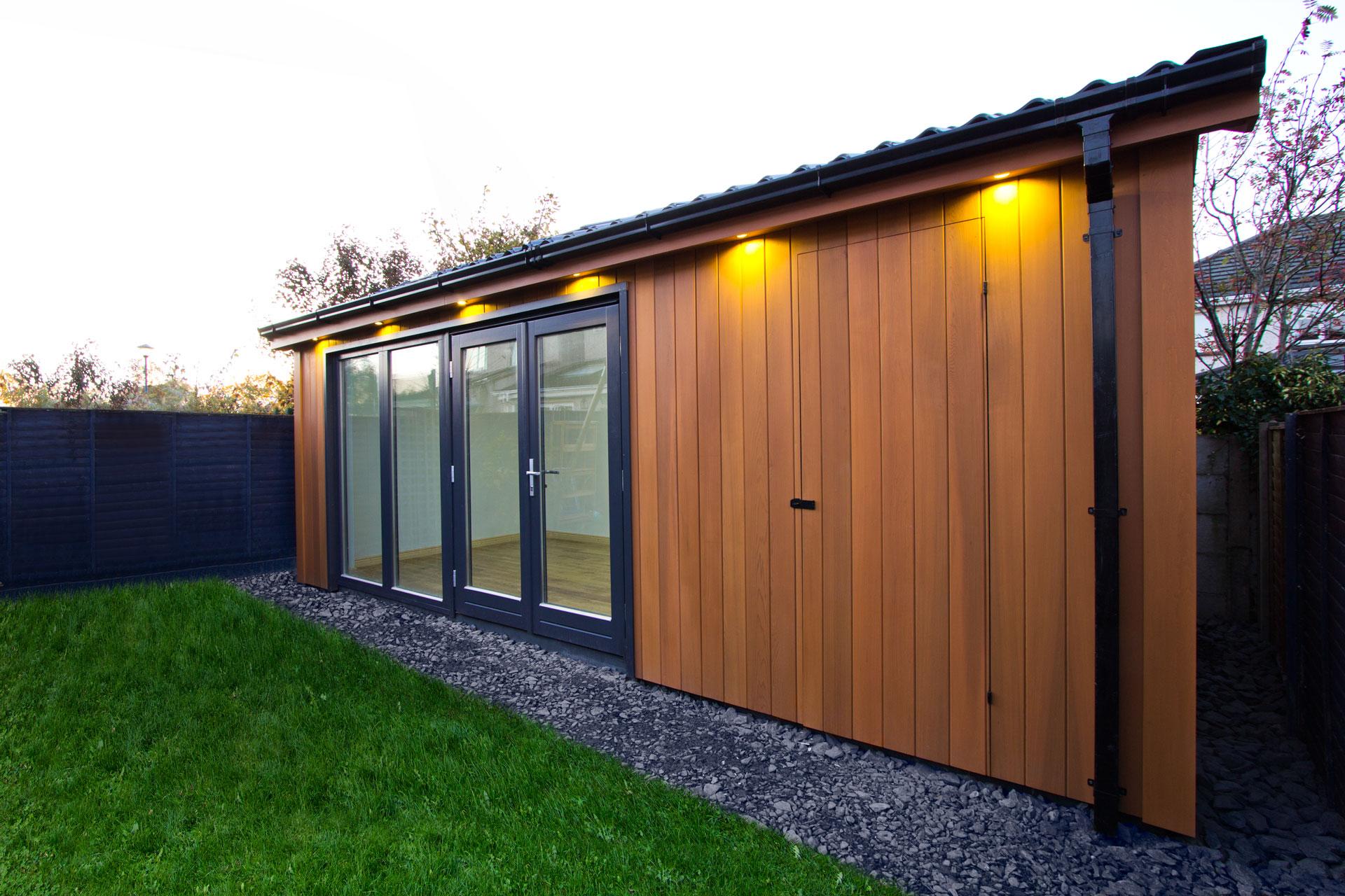 garden offices bespoke garden offices ecos ireland