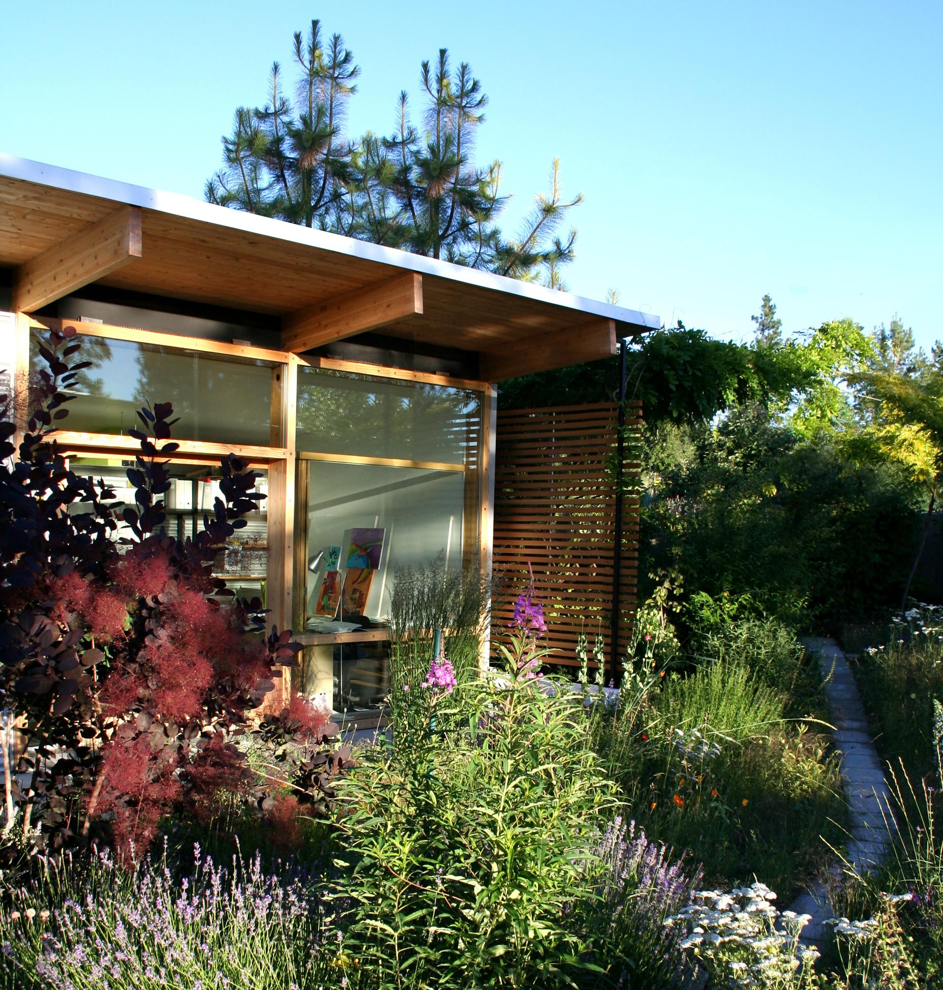 office in the garden. Garden Office In The