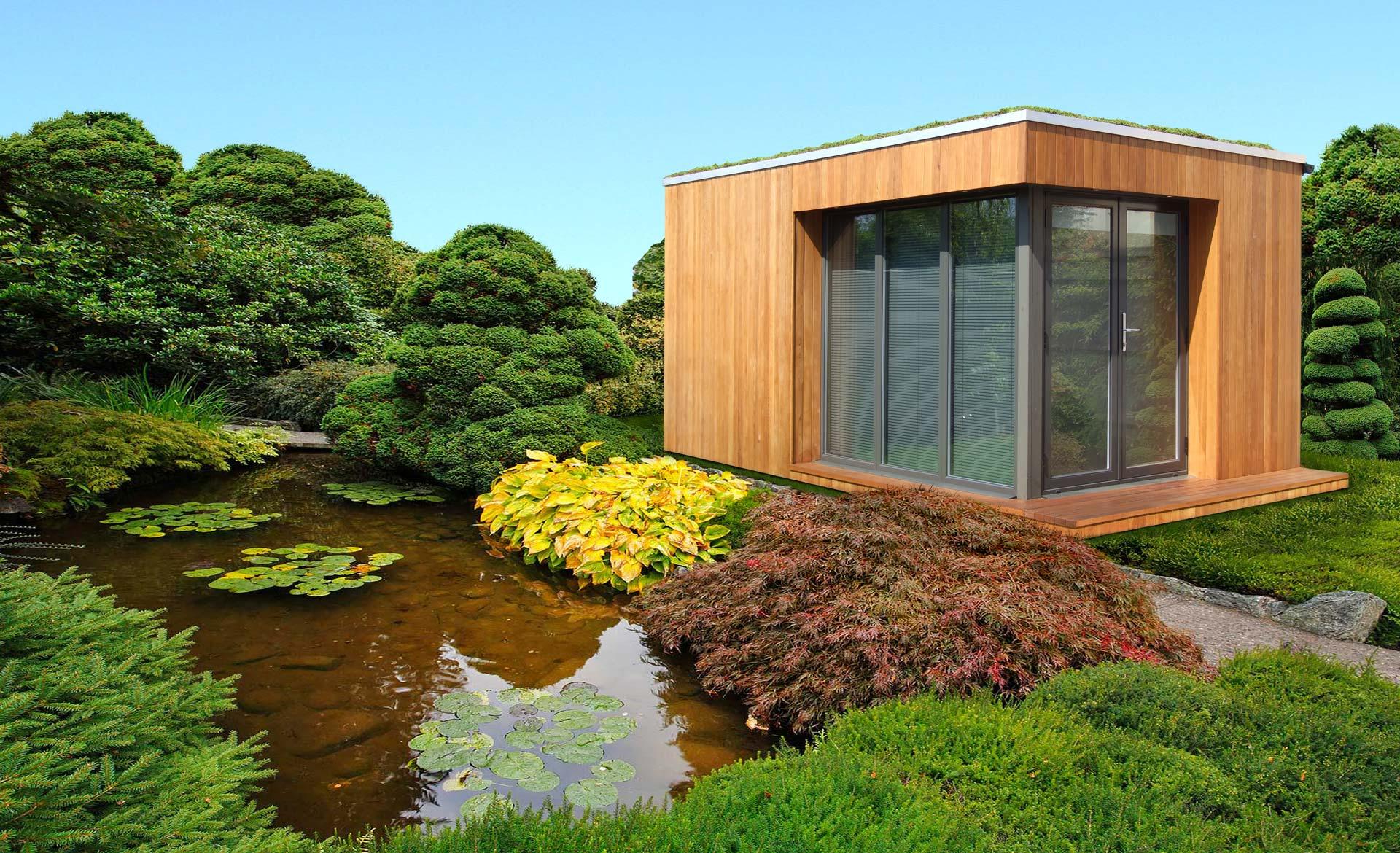 ... Garden Office ...