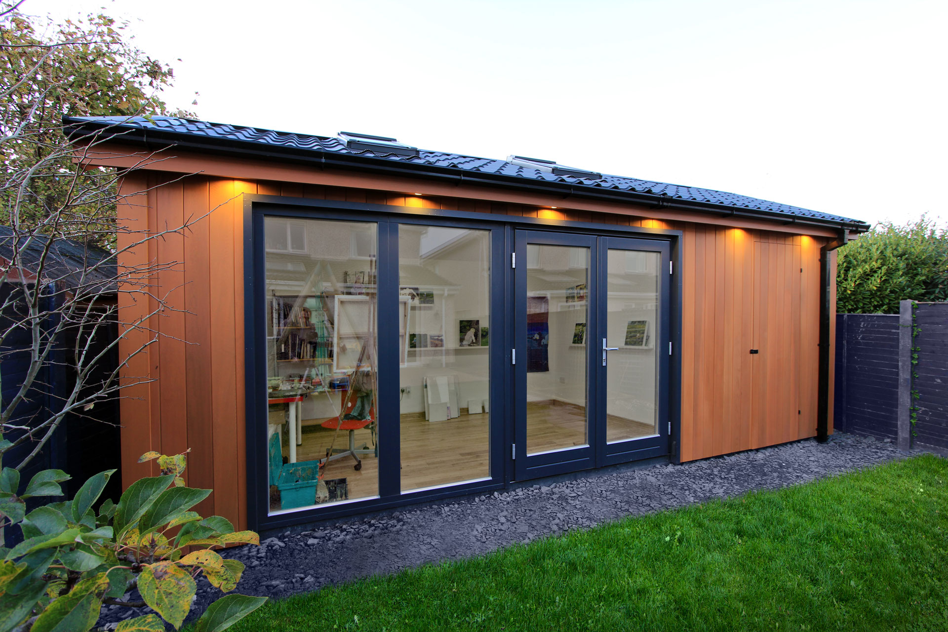 The garden office company ecos ireland for The garden studio